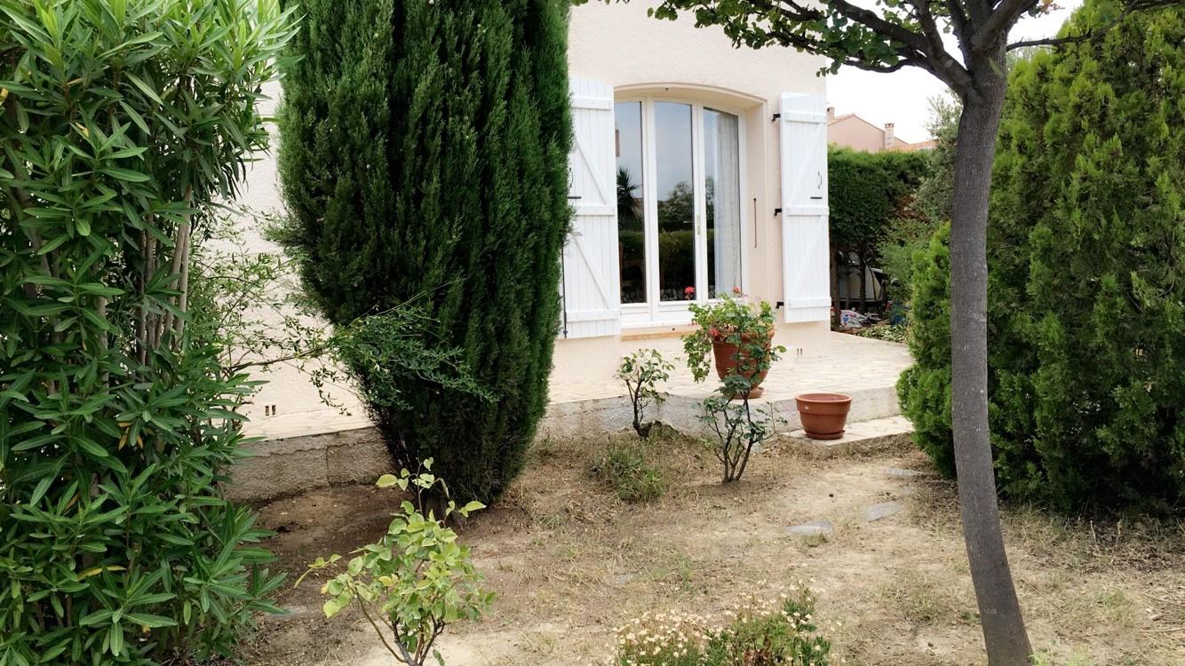 Vente perpignan vente appartements et maisons perpignan - Jardin maison contemporaine perpignan ...
