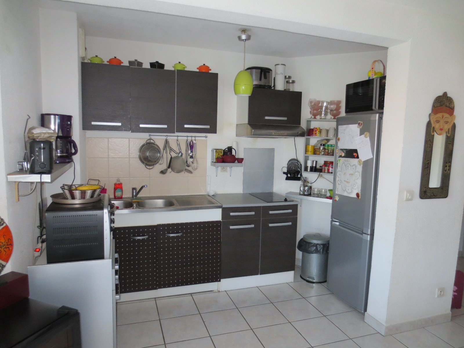 Vente saint est ve appartement t3 avec terrasse garage for Garage st esteve